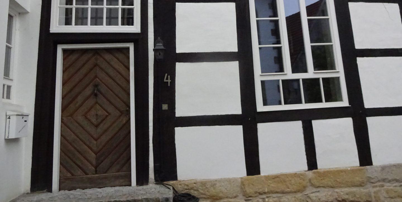 Türen, Türen, Türen – mehr als nur ein Eingang