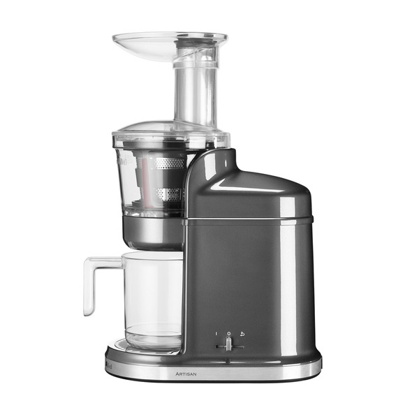 Kitchen Aid KitchenAid - Maximal-Entsafter, medaillon silber