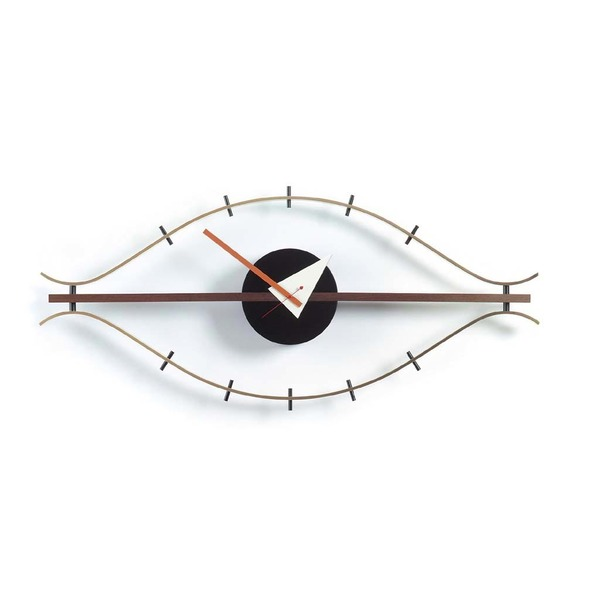 Vitra - George Nelson - Uhren - Eye Clock