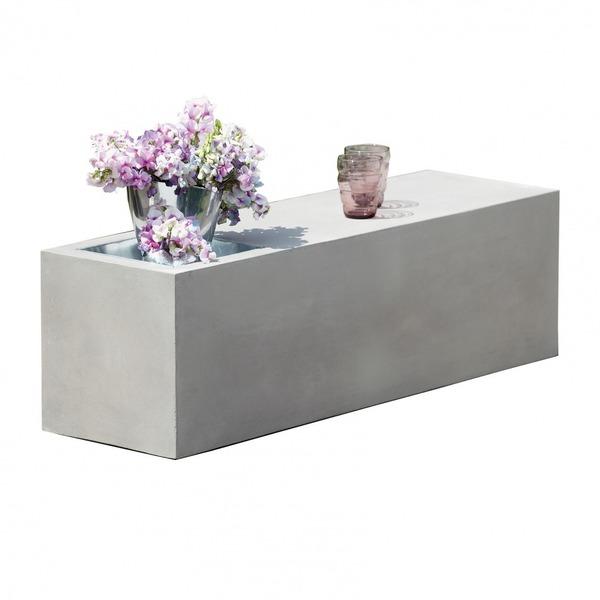 Design schaukelstuhl beton paulsberg  Grau und kühl war gestern! Möbel aus Beton - ALL-ABOUT-DESIGN💋