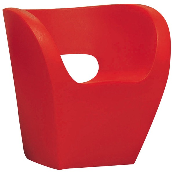Moroso - Ron Arad - Sessel - Little Albert - rot