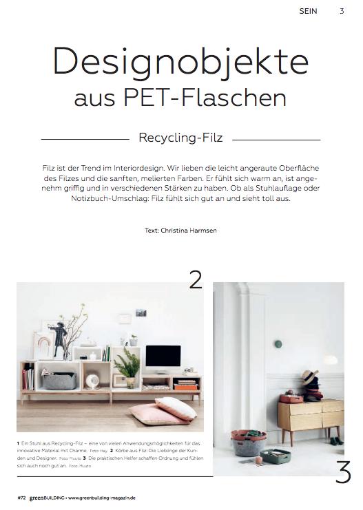 Publications all about design for Designobjekte wohnen